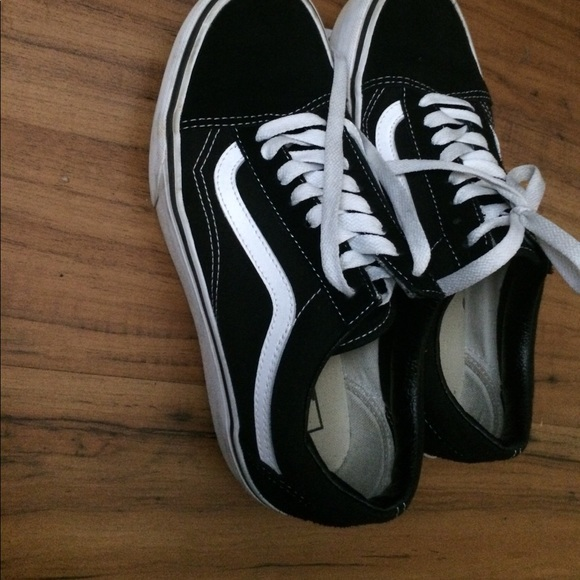 17538c4e5eb Vans Shoes - Vans platform old skool
